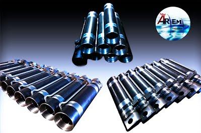 AremH fabrication vérin hydraulique haute pression sur mesure