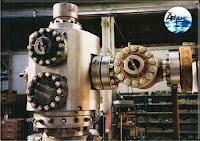 AremH Fabrication Tête de puits Gaz pétrole oil wellhead equipment