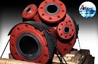 Article aremh complétion puits géothermique Tête de puits 2000 wellhead equipments
